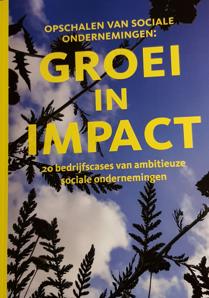 Tekstbureau Tine Schrijft! Hogeschool Utrecht Groei in Impact