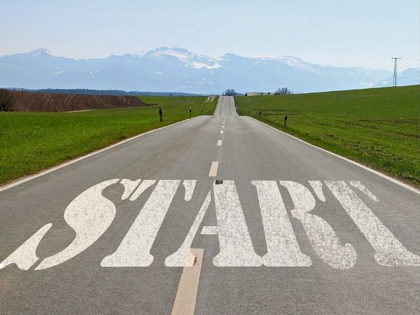 starten met bloggen